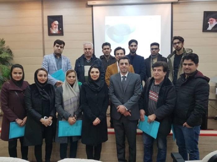 برنامه آموزشی نمایندگی  پانسمان های نوین سوربکت در تبریز